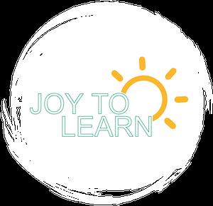 joy to learn circle logo